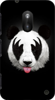 Kiss of a Panda Case for Nokia Lumia 620