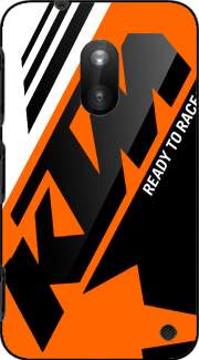 KTM Racing Orange And Black Case for Nokia Lumia 620