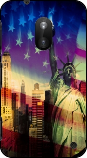 Statue of Liberty Case for Nokia Lumia 620
