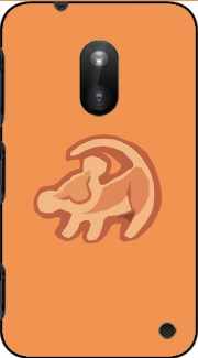 Lion King Symbol by Rafiki Nokia Lumia 620 Case