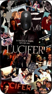 Lucifer Collage Nokia Lumia 620 Case