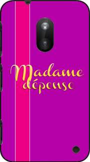 Madame dépense Case for Nokia Lumia 620