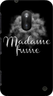 Madame Fume Case for Nokia Lumia 620