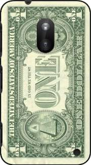 Money One Dollar Case for Nokia Lumia 620