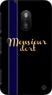Monsieur dort Case for Nokia Lumia 620