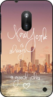 Always New York Case for Nokia Lumia 620