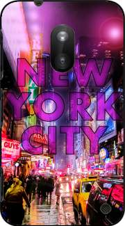 New York City - Broadway Color Case for Nokia Lumia 620