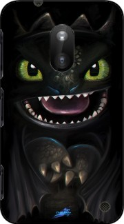 Night fury Case for Nokia Lumia 620