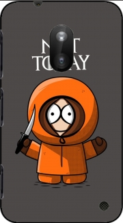Not Today Kenny South Park Case for Nokia Lumia 620