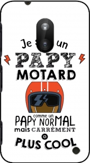 Papy motard Case for Nokia Lumia 620
