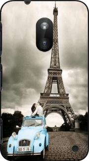 Eiffel Tower Paris So Romantique Case for Nokia Lumia 620