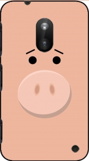 Pig Face Nokia Lumia 620 Case