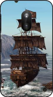 Pirate Ship 1 Case for Nokia Lumia 620