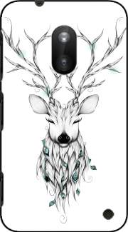 Poetic Deer Nokia Lumia 620 Case