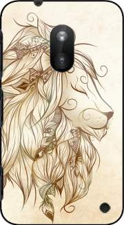 Poetic Lion Case for Nokia Lumia 620