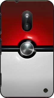 PokeBall Case for Nokia Lumia 620
