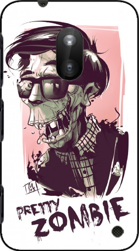 Case Pretty zombie for Nokia Lumia 620