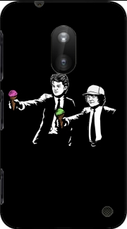 Pulp Fiction with Dustin and Steve Nokia Lumia 620 Case