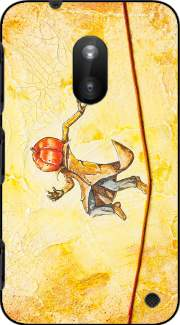 Pumpkin Tightrope Walker Case for Nokia Lumia 620