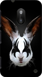 Kiss of a rabbit punk Case for Nokia Lumia 620
