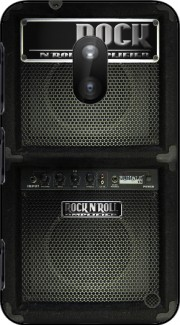 Rock `N Roll Amplifier Case for Nokia Lumia 620