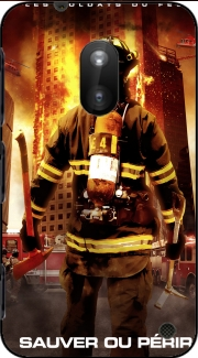 Save or perish Firemen fire soldiers Case for Nokia Lumia 620