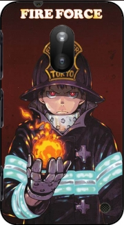 Shinra kusakabe fire force Nokia Lumia 620 Case