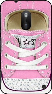 All Star Basket shoes Pink Diamonds Case for Nokia Lumia 620