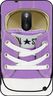 All Star Basket shoes purple Case for Nokia Lumia 620
