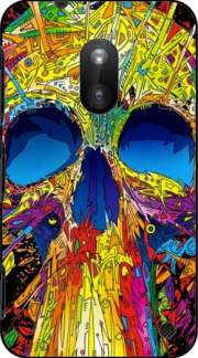 Color Skull Flashy Case for Nokia Lumia 620