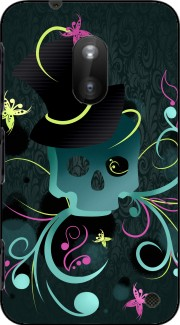 Skull Pop Art Disco Case for Nokia Lumia 620