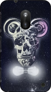 Skull Mickey Mechanics in space Case for Nokia Lumia 620