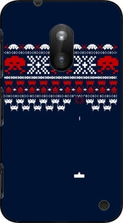 Space Invaders Case for Nokia Lumia 620