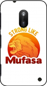 Strong like Mufasa Nokia Lumia 620 Case