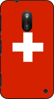 Switzerland Flag Case for Nokia Lumia 620