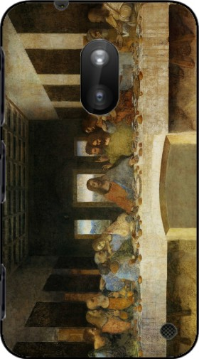 Case The Last Supper Da Vinci for Nokia Lumia 620