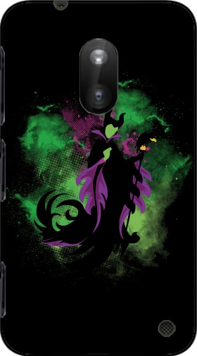 Case The Malefica for Nokia Lumia 620