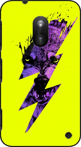 Case Thunderwolf for Nokia Lumia 620