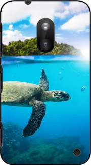 Tropical Paradise Case for Nokia Lumia 620
