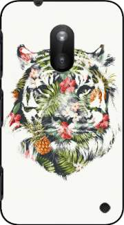 Tropical Tiger Case for Nokia Lumia 620