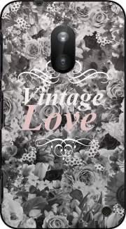 Vintage love in black and white Case for Nokia Lumia 620