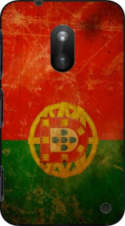 Vintage Flag Portugal Case for Nokia Lumia 620