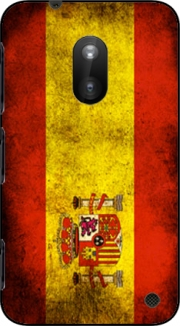 Flag Spain Vintage Case for Nokia Lumia 620
