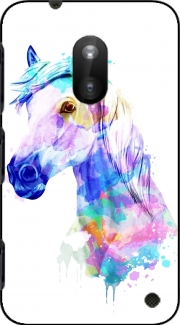 Watercolor Horse Nokia Lumia 620 Case