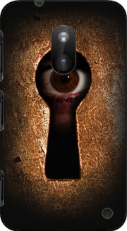Who is watching you Case for Nokia Lumia 620