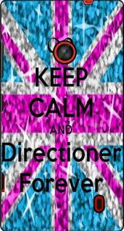 Keep Calm And Directioner forever Case for Nokia Lumia 630