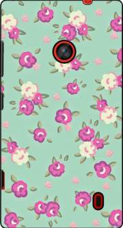 Vintage Roses Pattern Case for Nokia Lumia 630