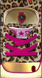 All Star leopard Case for Nokia Lumia 635