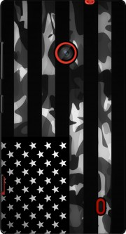 American Camouflage Case for Nokia Lumia 635