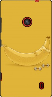 Banana Crunches Case for Nokia Lumia 635